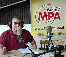 Don Marcello Stanzione su radio MPA